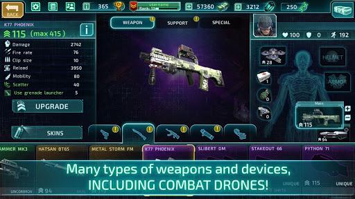 Alien Shooter 2 - The Legend 1.0.3 Screenshots 6