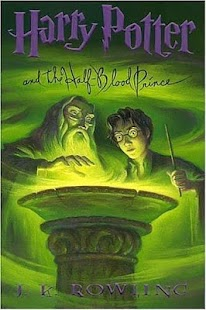 Harry Potter and the Half-Blood Prince - náhled