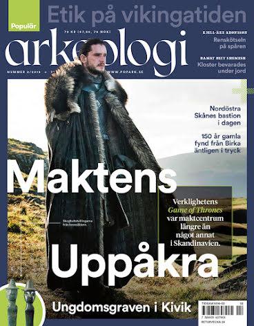 Populär arkeologi 2/2019