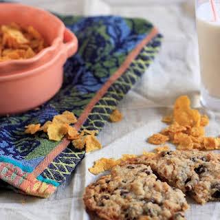 Cornflake Chocolate-Chip Marshmallow Cookies.