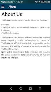 Traffic Watch- screenshot thumbnail