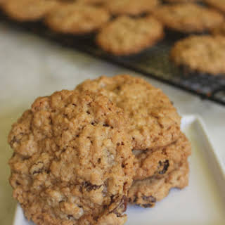 Classic Chewy Oatmeal Cookies.