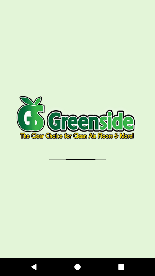GreenSide Clean- screenshot