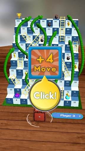 Snakes and Ladders, Slime - 3D Battle 1.42 screenshots 4