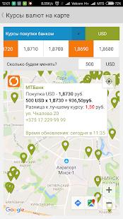 Курсы валют Беларусь Бесплатно - náhled