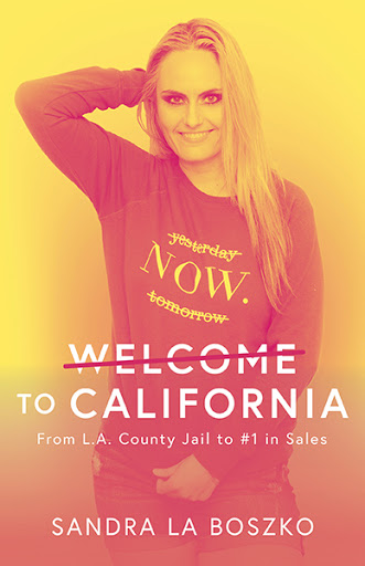 Welcome to California cover