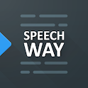 SpeechWay - 3 in 1 Teleprompter icon