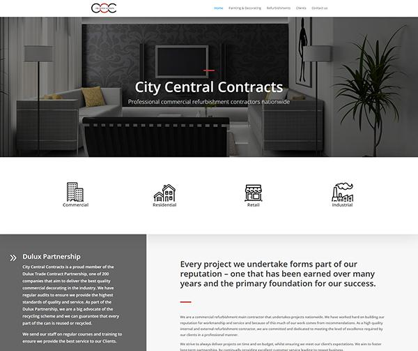 city central contracts