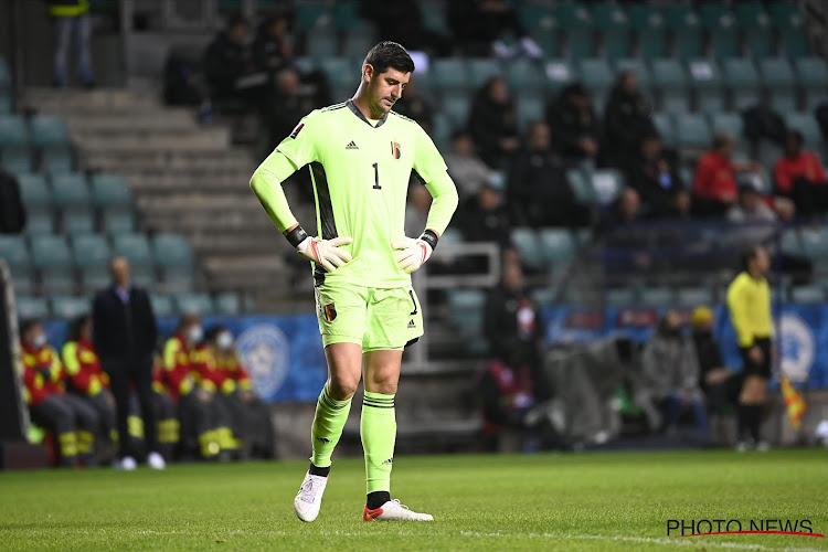 "Rafael van der Vaart se paie Thibaut Courtois : ""Ce sont des pleurnicheries"""