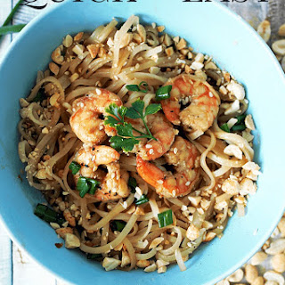 Sticky Sesame Shrimp