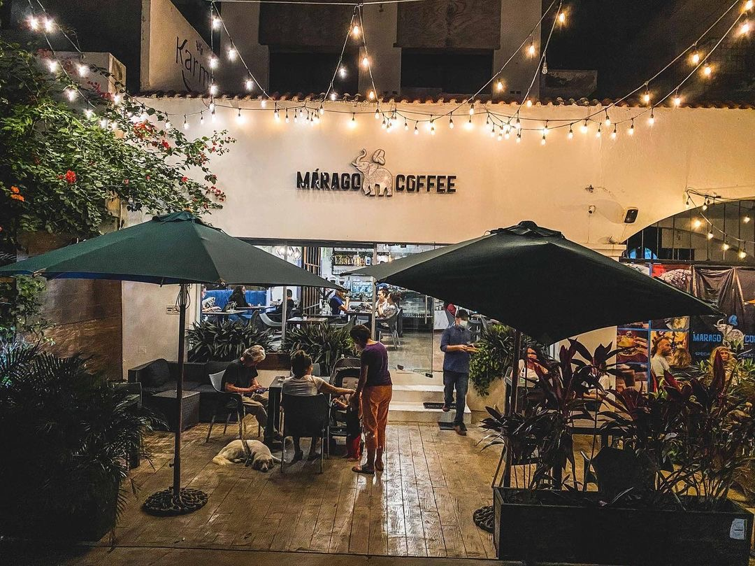 Cafeterias bonitas en Mérida