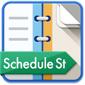 Schedule St.(Free Day Planner)
