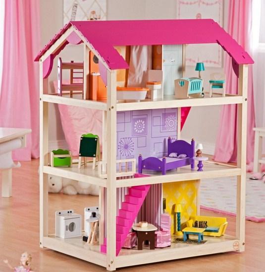 Barbie Doll House Designs House Design Ideas