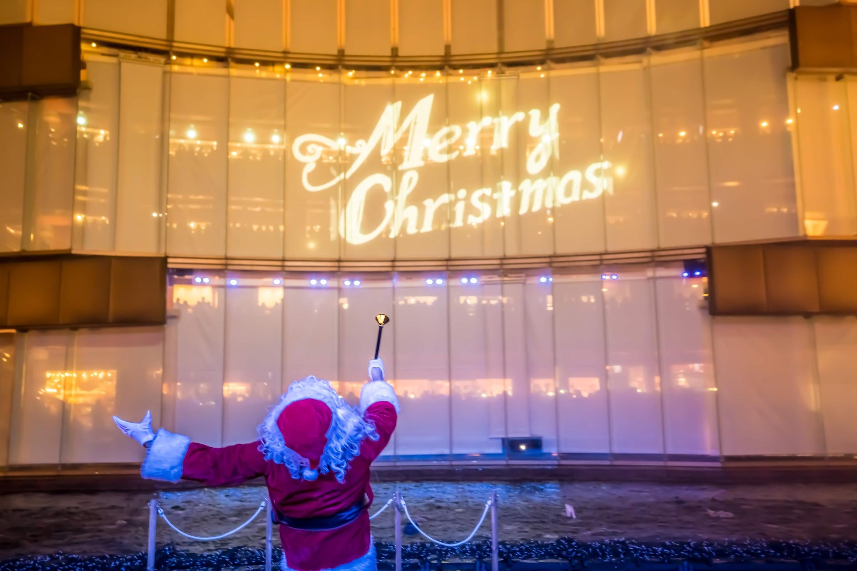 キャナルシティ博多 クリスマス4