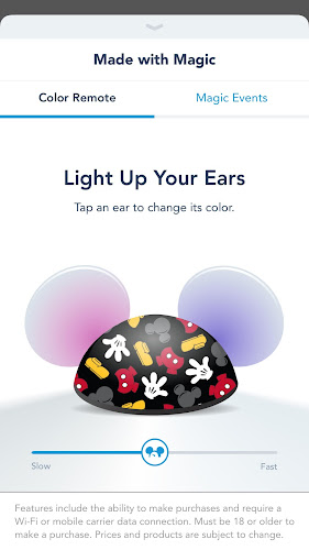 Shop Disney Parks Android App Screenshot