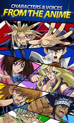 Yu-Gi-Oh! Duel Links - screenshot