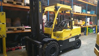 Picture of a HYSTER H5.0FT