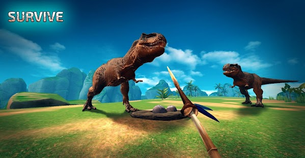 Jurassic Survival Island EVO Pro Screenshot