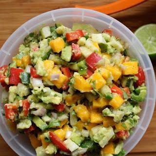 Margarita Mango Salsa