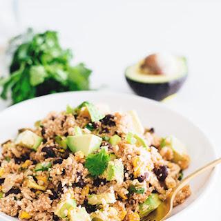 Low Carb Vegan Mexican Cauliflower Rice.