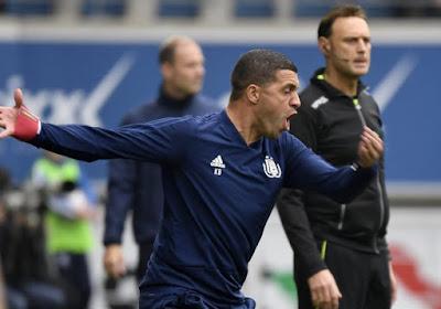 """Karim Belhocine, coach déçu mais fier : """"Mes gars ont tout donné"""""""