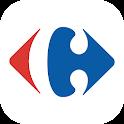 Carrefour : drive, livraison & carte de fidélité icon