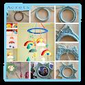 Simples Crochet Projeto DIY