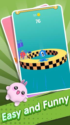 Circle Jumping Master: Slide&Roll Screenshot