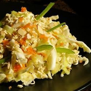 Cabbage Salad With Ramen Noodles And Sunflower Seeds Recipes