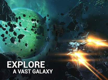 Galaxy on Fire 3 - Manticore- screenshot thumbnail