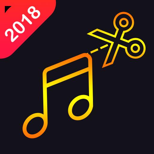 Smart mp3 cutter - Ringtone Maker app Icon