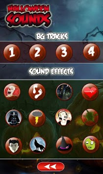 Download Halloween Sounds APK latest version app for android devices
