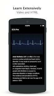 ECG Pro - Cases & Compendiums Screenshot