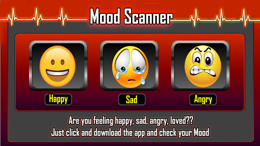 Mood Scanner Prank for PC