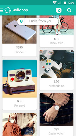 Wallapop - Buy & Sell Nearby 1.9.5.4 screenshot 287582