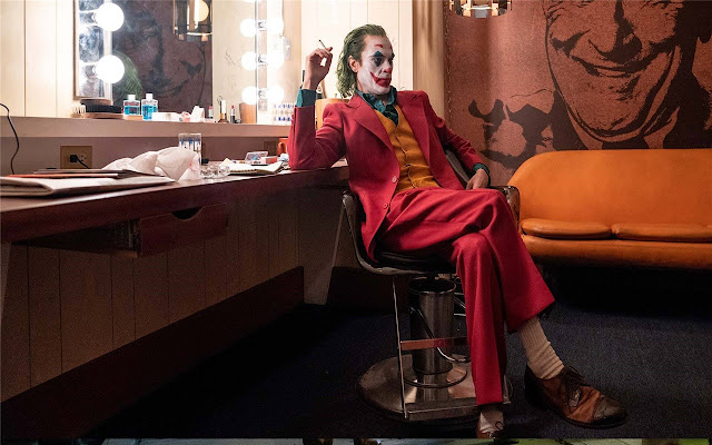 Joker 2019 Themes New Tab