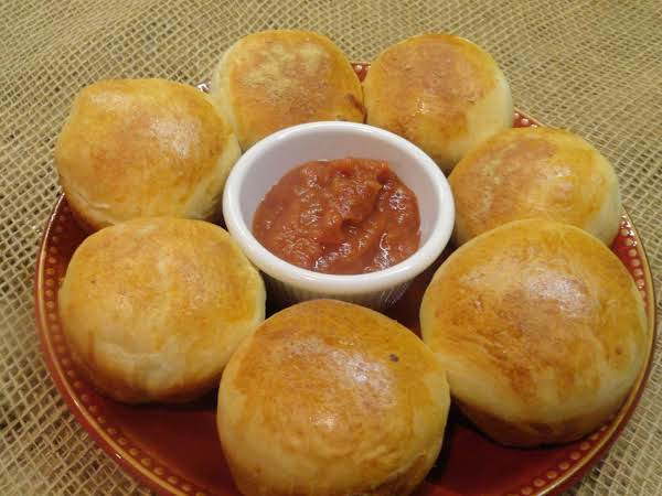 Sausage Bread Rounds