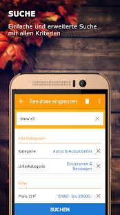 anibis.ch – free classifieds- screenshot thumbnail