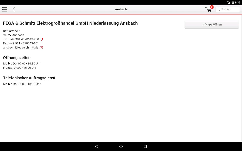 fega schmitt android apps on google play. Black Bedroom Furniture Sets. Home Design Ideas