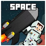 Space maps for MCPE Icon