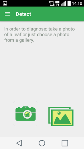 android CropsIT diagnostic Screenshot 2