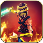Assassin Credo Medieval War: Pixel Ninja Warriors icon