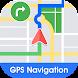 地図 GPS ナビゲーション  -  ルート 行き方 、 場所