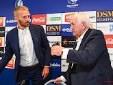 """Une occasion à saisir pour Wim De Decker à Gand: """"Un énorme défi, mais aussi une opportunité"""""""