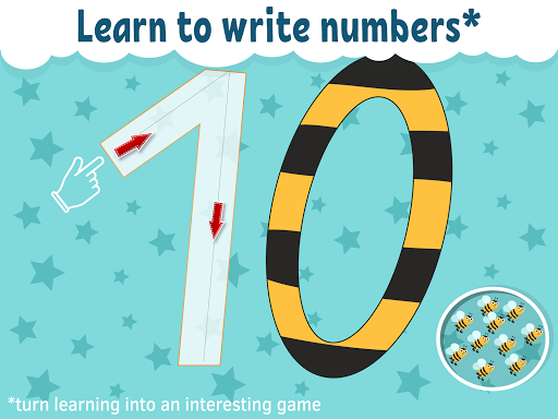 Learning numbers and counting for kids screenshots 8