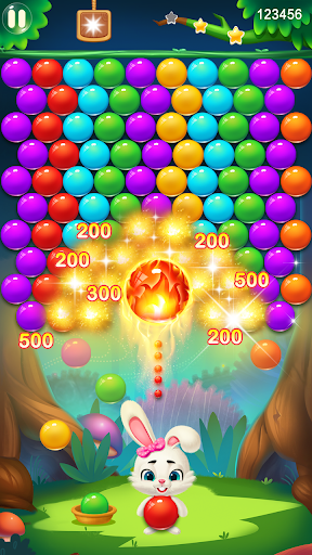 Rabbit Pop- Bubble Mania 3.1.1 screenshots 1