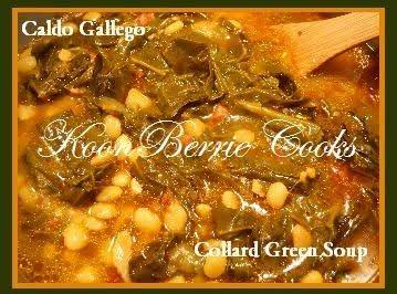 Caldo Gallego-collard Green Soup Recipe