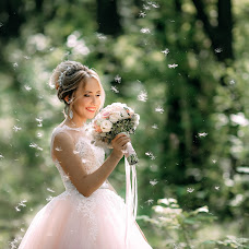 Wedding photographer Katya Pushkareva (RinaKa). Photo of 29.08.2017