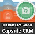 Business Card Reader Capsule icon