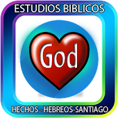 Bible Studies-Acts-Hebrews-Santiago